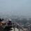 Hollín por el tráfico en El Alto y La Paz
